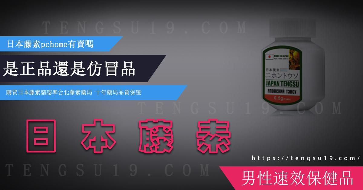 日本藤素pchome1